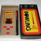 vintage bowling microvision game