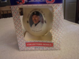 sports collectors series ornament