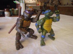 playmate ninja turtle