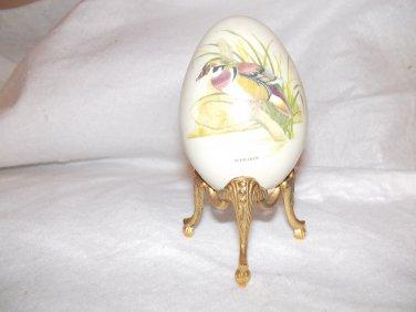 vintage porcelain eggs