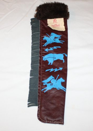 native american knife holder
