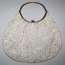 Vintage Beaded Purse Hand Bag   Lady Gino  Italy