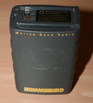 Humminbird VHF5 Replacement Battery