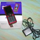 Kyocera Domino Cell Phone for MetroPCS (RED)