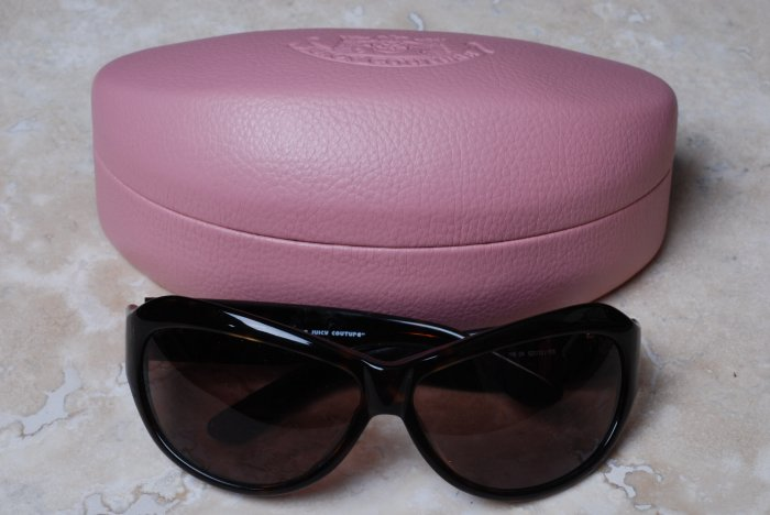Juicy Tortoise Brown Sunglasses