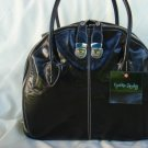 Cynthia Rowley Black Leather Ginny Ahene