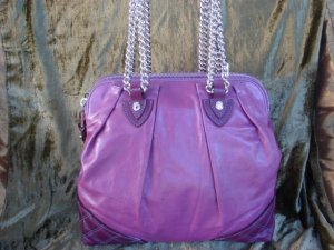 Marc Jacobs Dash Lavender Leather NWT's $1,450+++