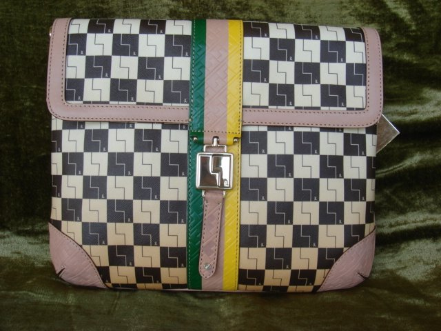 L.A.M.B Ombre Checkerboard Watchwell