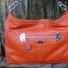 Rafe Blake Orange Leather $700++