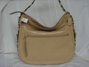 COACH Patent Editorial Zoe Fawn 12736  $658++