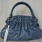 Marc Jacobs Small Cecilia Blue Leather $1,250++
