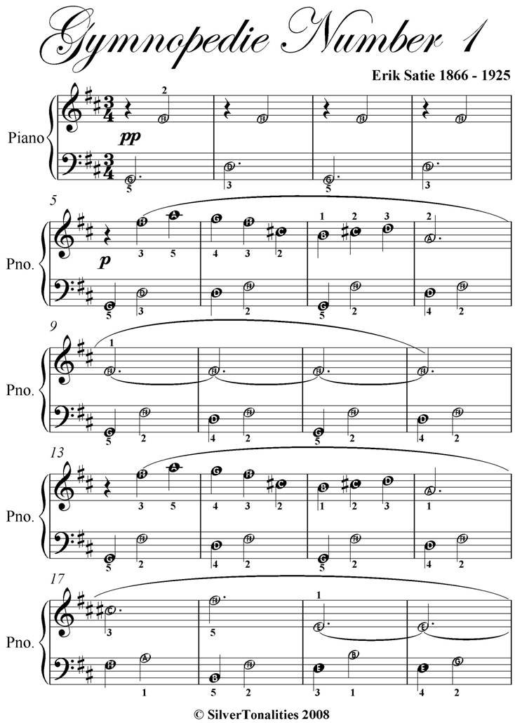 Piano Sheet Music Pdf