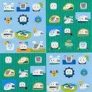 Shinkansen Stickers
