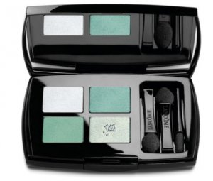 Lancome Spring 2012 Roserie des Délices Vert Tendresse Eyeshadow Palette