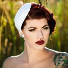 1950's Vintage Inspired Bridal Headpiece