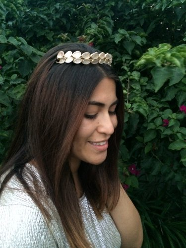 Rose Gold crown, limited edition,fascinator,bridal headpiece