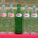 Kist 10.6 oz. Soda Pop Bottles-Lot of 5