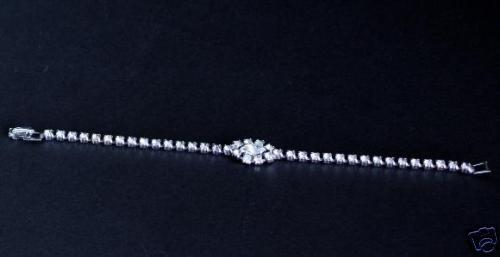 Vintage Sparkly Rhinestone Bracelet