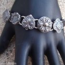 Vintage Art Deco Link Antique Bracelet