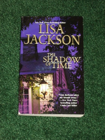 The Shadow of Time by Lisa Jackson Romance 1984