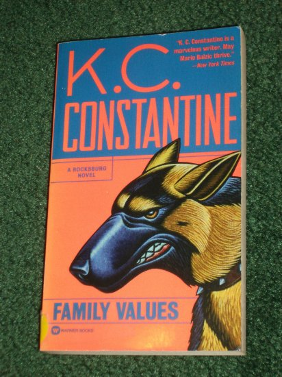 Family Values by K.C. CONSTANTINE (A Mario Balzic Novel)