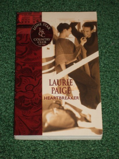 Heartbreaker by LAURIE PAIGE Silhouette Lone Star Country Club Sep 2002