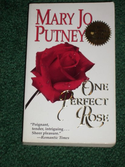 One Perfect Rose by MARY JO PUTNEY Historical Regency Romance 1998 Fallen Angels Series