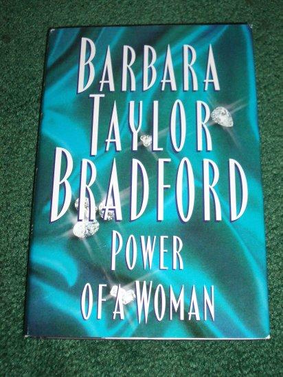 Power of a Woman by BARBARA TAYLOR BRADFORD Hardback with Dustjacket 1997