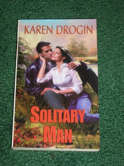 Solitary Man by Karen Drogin Romance with a Rugged Cop Zebra Bouquet No 74 2000