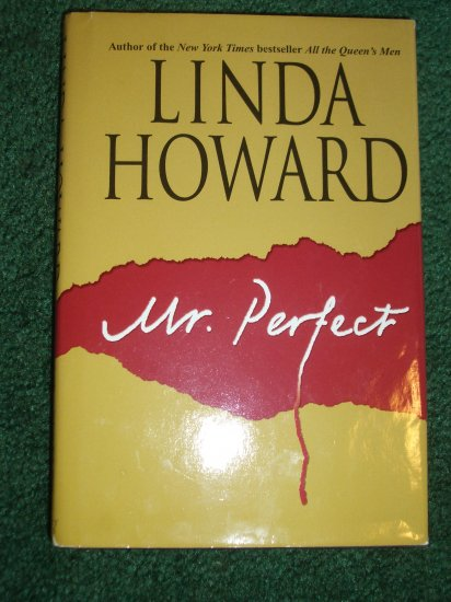 Mr. Perfect by LINDA HOWARD Murder Mystery Hardback with Dust Cover