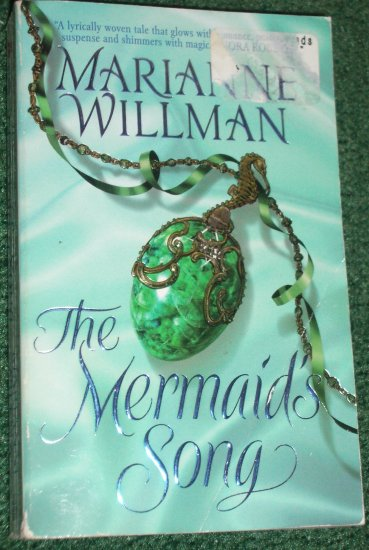 The Mermaid's Song by Marianne Willman Historical Victorian Romance 1997