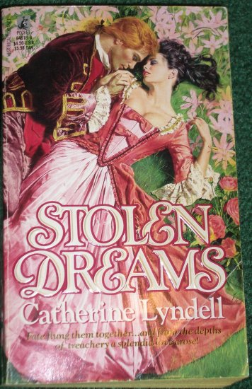 Stolen Dreams by CATHERINE LYNDELL Historical English Setting Romance 1989
