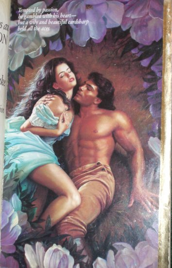 Temptation by CATHERINE HART Historical Western Romance 1992