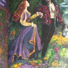 A Woman of Passion by VIRGINIA HENLEY Historical Renaissance Romance 1999