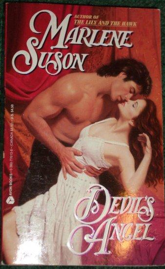 Devil's Angel by MARLENE SUSON Historical Renaissance Romance 1994