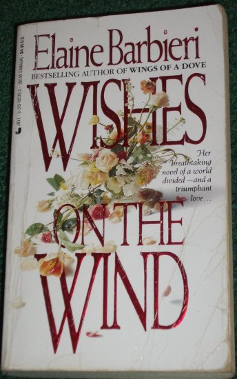 Wishes on the Wind by ELAINE BARBIERI Historical Pennsylvania Coal Mine Romance 1991