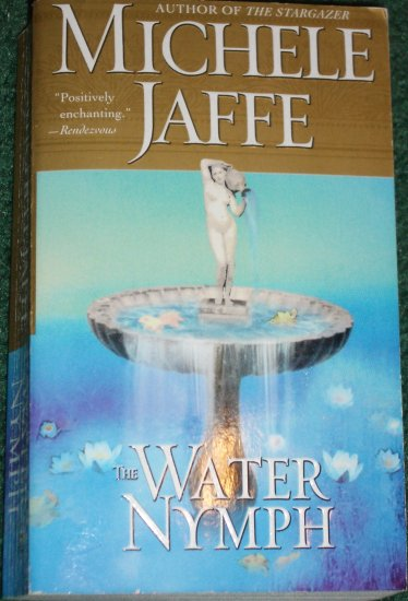 The Water Nymph by MICHELE JAFFE Historical Renaissance Romance 2000 The Arboretti Saga Series