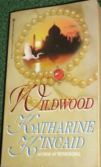 Wildwood by KATHARINE KINCAID Zebra Lovegram Historical Victorian Romance 1996