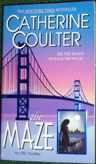 The Maze by CATHERINE COULTER An FBI Thriller PB 1998
