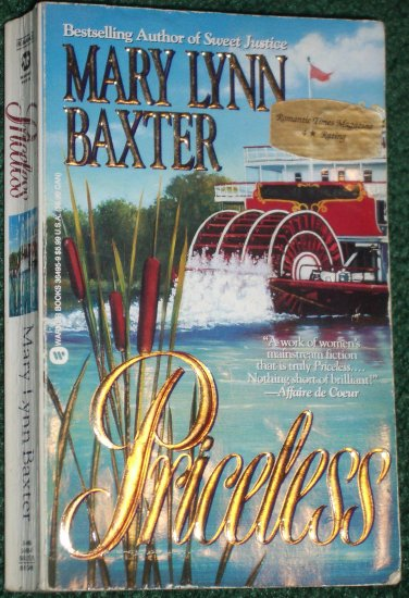 Priceless by MARY LYNN BAXTER Contemporary Romance 1995 Romantic Times 4 Star Rating
