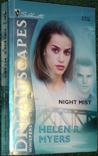 Night Mist by HELEN R. MYERS Silhouette Dreamscapes Whispers of Love PB 1993 Paranormal Romance