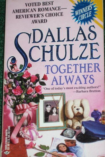 Together Always by DALLAS SCHULZE Romance 1989 Voted Best American Romance