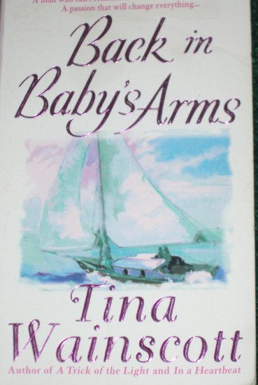 Back in Baby's Arms by TINA WAINSCOTT Supernatural Romance 2001