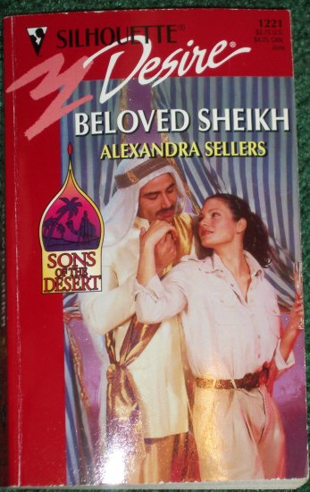 Beloved Sheikh by ALEXANDRA SELLERS Silhouette Desire 1221 Jun99 Sons of the Desert