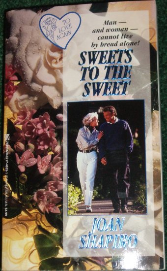 Sweets to the Sweet by JOAN SHAPIRO Zebra To Love Again Series Romance 1994