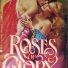 Roses of Glory by MARY PERSHALL Historical Medieval Romance 1987