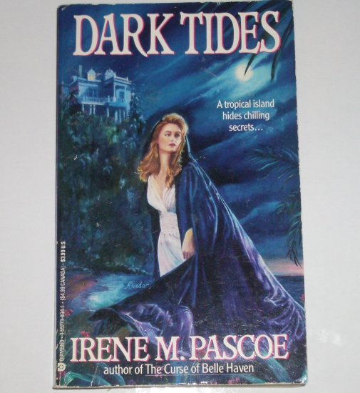 Dark Tides by IRENE M. PASCOE Historical Gothic Romance 1992