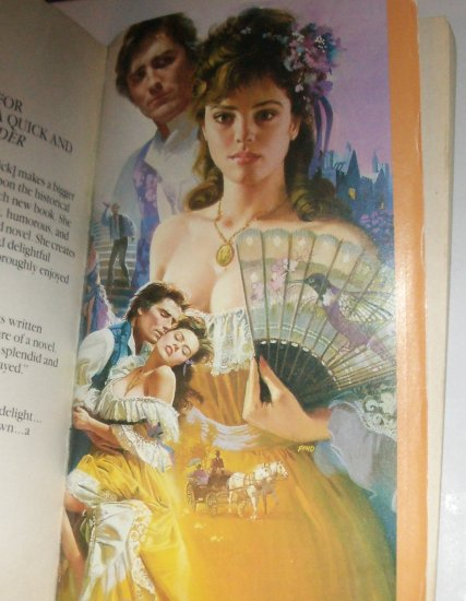 Surrender by AMANDA QUICK Historical Regency Romance 1990