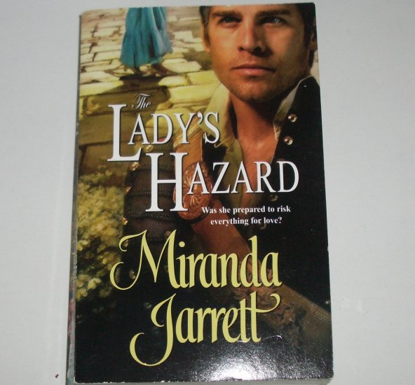 The Lady's Hazard by MIRANDA JARRETT Harlequin Historical Regency Romance #779 2005