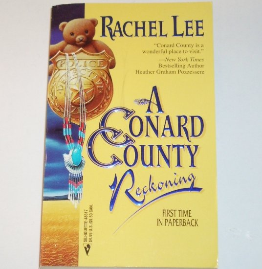 A Conard County Reckoning by RACHEL LEE Western Romance 1996